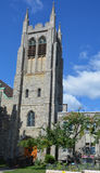 Westmount Park United Church Royalty Free Stock Photography