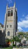 Westmount parkerar den eniga kyrkan Royaltyfri Fotografi