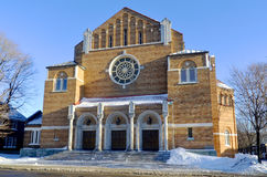 The Westmount Seventh-day Adventist Church Royalty Free Stock Photo