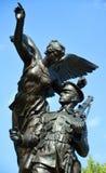 Westmount wojny, pomniki Fotografia Stock
