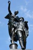 Westmount wojny, pomniki Obrazy Stock