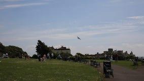 Weston-s-égua de Weston Air Festival da fortaleza do voo filme