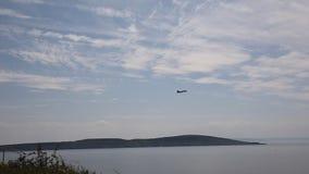 Weston-s-конематка фестиваля воздуха Weston крепости летания акции видеоматериалы