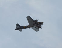 Weston-s-конематка фестиваля воздуха Weston крепости летания Avro в понедельник 22-ое июня 2014 стоковые фото