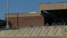 Weston Schools (2 di 6) stock footage