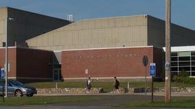 Weston Schools (3 van 6) stock video