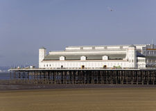 Weston super mare Royalty Free Stock Photography