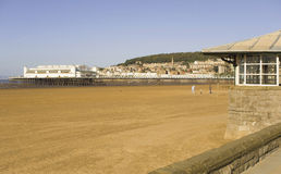 Weston super mare Royalty Free Stock Photo