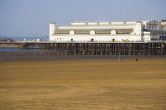 Weston super mare Royalty Free Stock Images