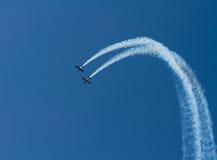 Weston-super-Mare airshow Somerset UK Royalty Free Stock Photo