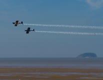 Weston-super-Mare airshow Somerset UK Stock Photos