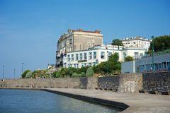 Weston-Super-Mare, North Somerset. UK Royalty Free Stock Photos