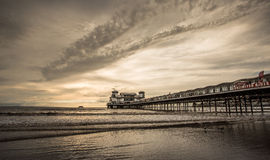 Free Weston Super Mare, Somerset, Famous Pier Royalty Free Stock Photos - 58708758