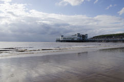 Weston Supermare Pier Stock Photography