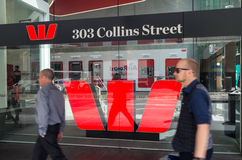 Free Westpac Bank Office In Melbourne, Australia Stock Image - 91481971