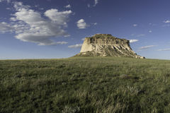 Westpawnee Butte Stockfoto