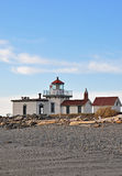 Westpoint Lighthouse Royalty Free Stock Photos