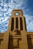 Westport clock tower Royalty Free Stock Images