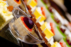 Westrestaurantgebäck Lizenzfreies Stockfoto