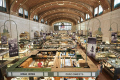 Westside rynek Zdjęcia Royalty Free