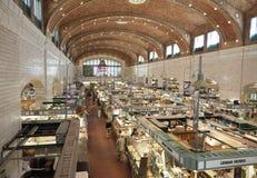 Westsidemarkt Royalty-vrije Stock Afbeelding