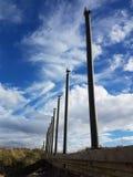 Weststrand Lossie Lizenzfreies Stockfoto