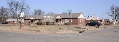 Westview Apartments, West Memphis Arkansas. Westview Apartment offers, one, two and three bedroom apartment homes, located in West Memphis, Arkansas Stock Photo