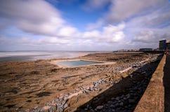 Westward Ho!. The beach resort of Westward Ho! in Devon , England, UK Stock Photography