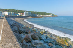 Westward Ho Devon England Royalty Free Stock Photo