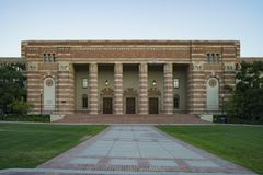 Student Activities Center. Westwood, JUN 21: UCLA Student Activities Center on JUN 21, 2017 at Westwood, Los Angeles County, California, United States stock photography