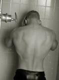 Wet back Royalty Free Stock Image