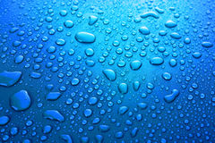 Wet background Royalty Free Stock Photography
