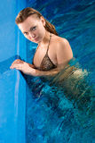 Wet Beauty Stock Photos