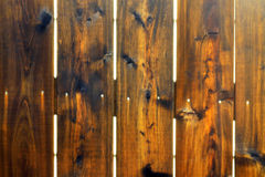 Wet boards Royalty Free Stock Photo