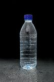 Wet bottle Royalty Free Stock Images