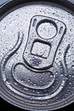 Wet can Stock Images