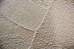 Wet cement floor pattern background Royalty Free Stock Photography