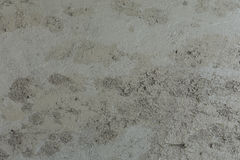 Wet cement texture in building construction site Stock Images