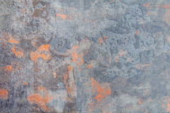 Wet concrete colorful background Stock Images