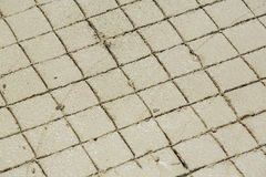 Wet concrete texture Royalty Free Stock Photos