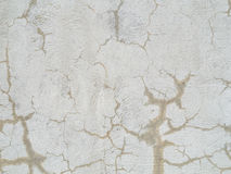 Wet Cracked Concrete background or texture Stock Photo