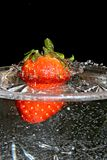 Wet dessert. Royalty Free Stock Photos