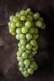 Wet grape Royalty Free Stock Photography