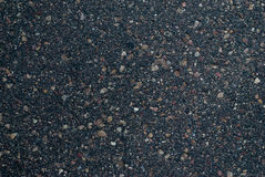 Wet grey asphalt Stock Photo