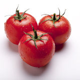 Wet Juicy Tomatoes Royalty Free Stock Photo