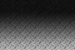 Wet metal tiles texture background Stock Image