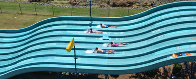 Wet'n'Wild Gold Coast Queensland Australia Royalty Free Stock Image