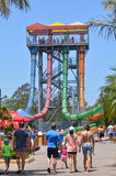 Wet'n'Wild Gold Coast Queensland Australien Stockfotos