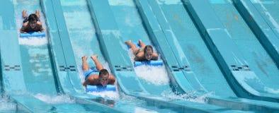 Wet'n'Wild Gold Coast Queensland Australien Stockfotos