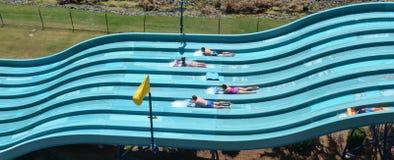 Wet'n'Wild la Gold Coast Queensland Australia Immagine Stock Libera da Diritti